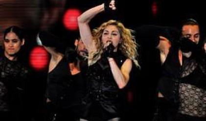 Мадона с най-успешното турне в историята