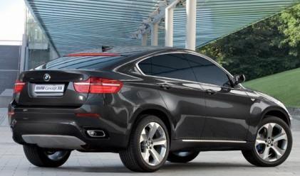 Audi и BMW със спад през август