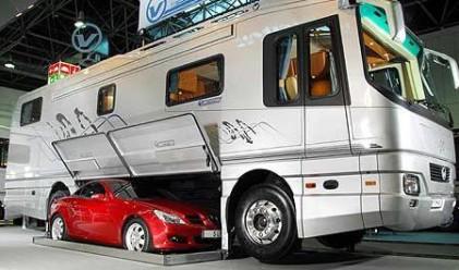 Най-скъпата каравана в света