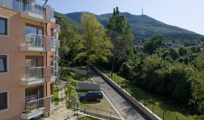 Клийвс с 15 нови апартамента в Бояна