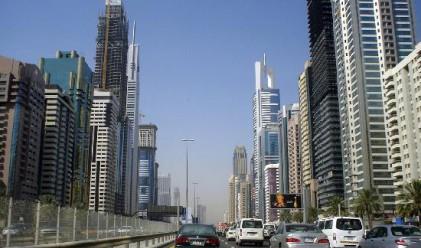 Първото метро в Дубай