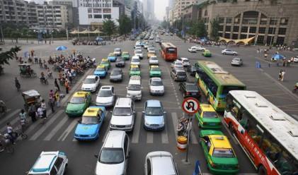 Автомобилите победиха рецесията в Китай