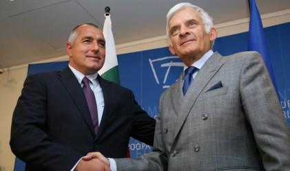 Борисов: Всяко евро, изпратено в България, ще бъде защитено