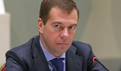 Медведев - откровения в интернет