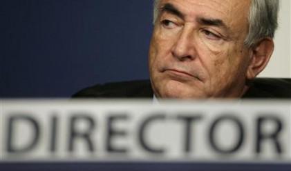 Строс-Кан: Финансовата криза свърши, икономическата-не