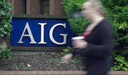 САЩ разследват финансови директори на AIG