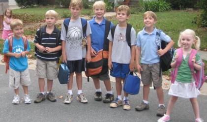 Близо 60 хиляди първолаци тръгват на училище