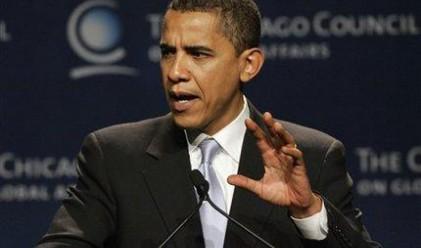 Обама е против втори план за стабилизиране на икономиката