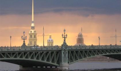 Продават дворец от 18 век в Санкт Петербург