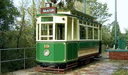 София се превръща в център на трамвайното производство