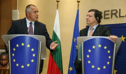 Борисов е обсъдил с Барозу бъдещия български еврокомисар