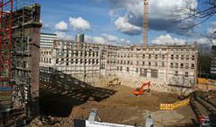 Спад на строителната продукция в Европа и през юли