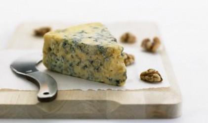 Представяме в Италия уникално зелено сирене