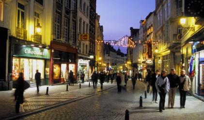 В столицата на Белгия днес автомобилите са