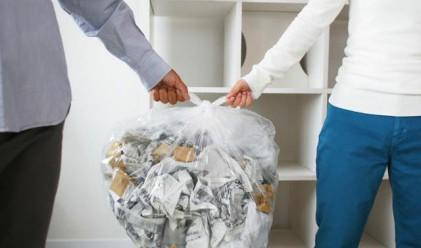 Как боклукът може да носи пари?