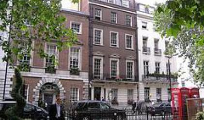 Великобритания с най-голям спад в цените на жилищата
