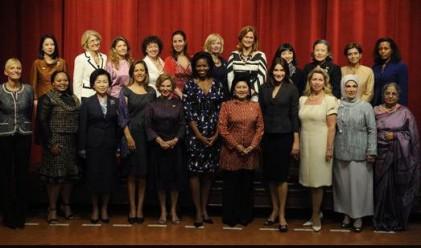 Първите дами на Г-20