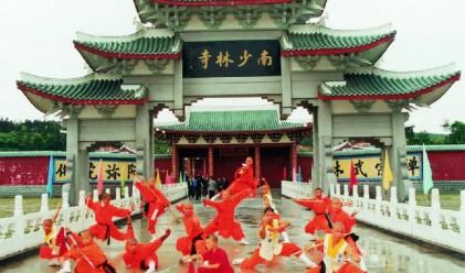Китай ще възстанови манастира Шаолин