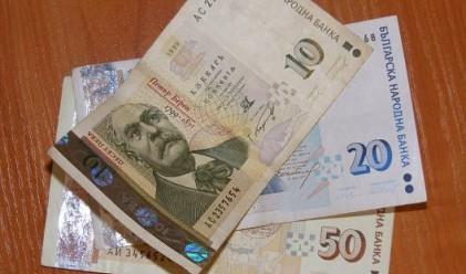 Бюджетният дефицит за август пада до 92.3 млн. лв.