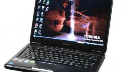 Тошиба изтегля 40 000 ноутбуци