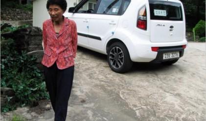 Баба взима шофьорска книжка след 960 опита