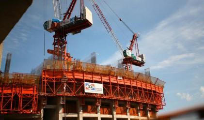 Строежите в Румъния с 30% надолу
