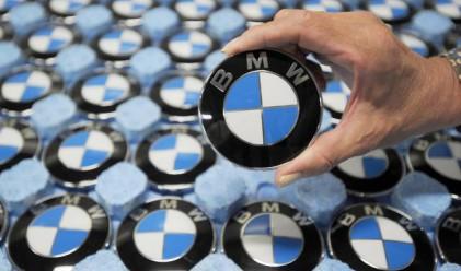 Продажбите на BMW с ръст от 12.5% през август