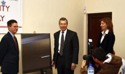 Посланик Уорлик подкрепи идеята на сините за фискален борд