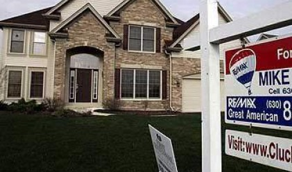 Рекордно количество ипотекирани жилища бе иззето в САЩ