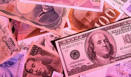 Търговията на валутните пазари остава разнопосочна