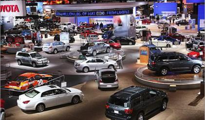 """32 марки автомобили с премиери у нас на """"Есен 2010"""