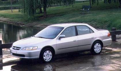 Honda Accord е най-краденият модел в САЩ през 2009 г.