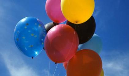 Германската полиция сбъркала балони с НЛО