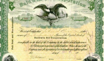 Българин хванат с облигации от 40-те в Украйна