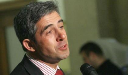 Росен Плевнелиев е кандидат - президентът на ГЕРБ