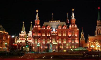 Пиян руснак се опита да се покатери по стена на Кремъл