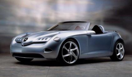 Новият Mercedes SLA пристига през 2013 г.