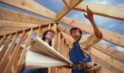 Спад в строителната продукция за юли