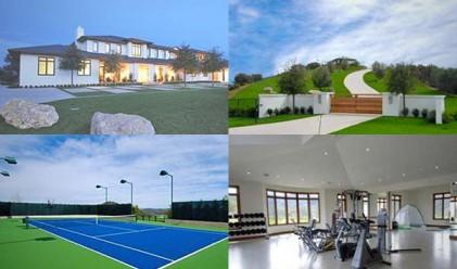 Тенис легенда търси купувач за имението си вече 18 месеца
