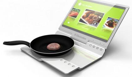 Лаптоп кухня е едно от най-лудите изобретения напоследък