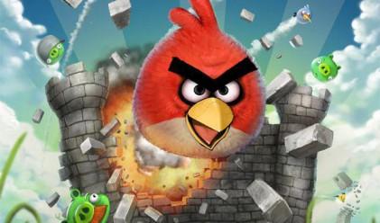 Щатските компании губят 1.5 млрд. долара заради Angry Birds