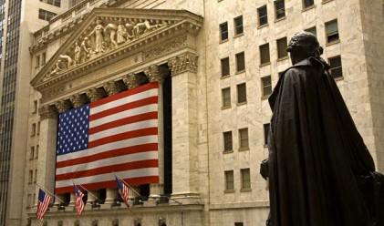 Щатският фондов пазар запази позитивната си инерция в петък