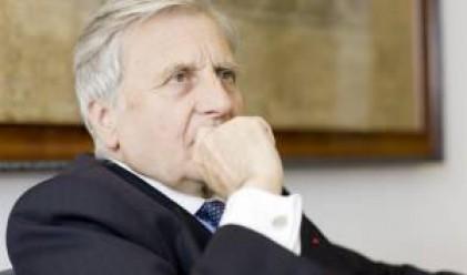 Трише излезе окуражен от срещата на финансовите министри