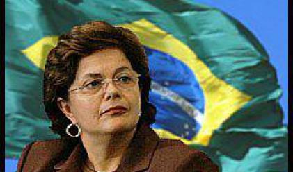 Дилма Русеф идва в България