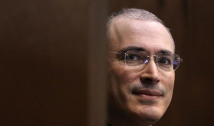 Осъдиха Русия заради Ходорковски