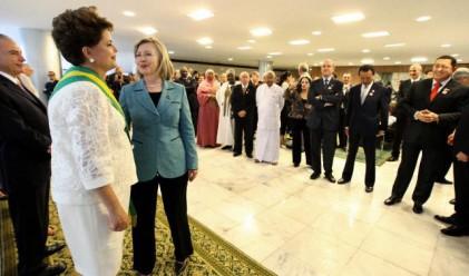 Бразилия обещава помощ за Европа