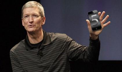 Iphone 5 идва до дни