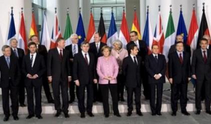 Г-20 се ангажира да опази стабилността в еврозоната