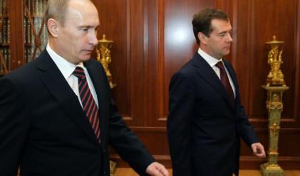 Медведев предлага Путин за президент