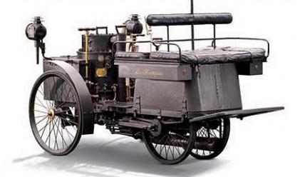 Продават най-стария автомобил в света